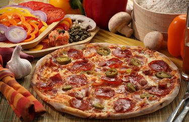 buga - pizza