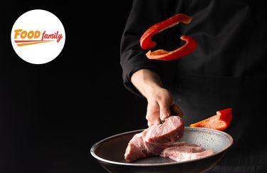 Food Family - Meat Menu