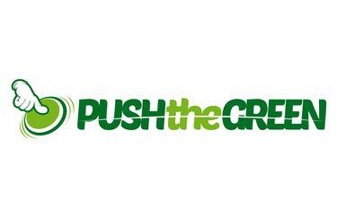 Push the Green - Logo