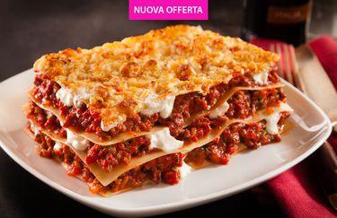 Mani in Pasta - Lasagne
