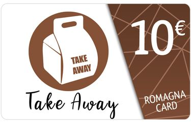 Romagna Card Take Away