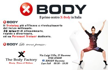 The Body Factory - X Body