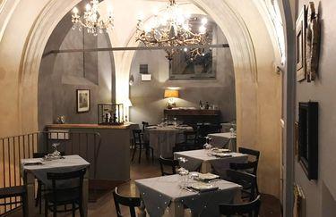 Osteria San Nicola - Interno del ristorante