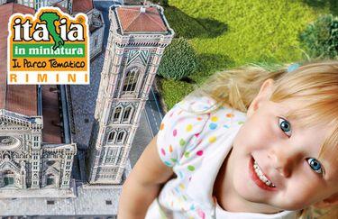 Italia in Miniatura - Locandina