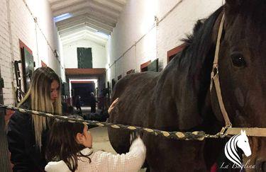 La Baglina Horse Club - Battesimo della sella