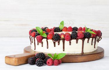 Paticceria I Nonni - Torta