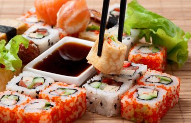 Ya Sushi - Sushi