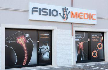 Fisiomedic - Ingresso