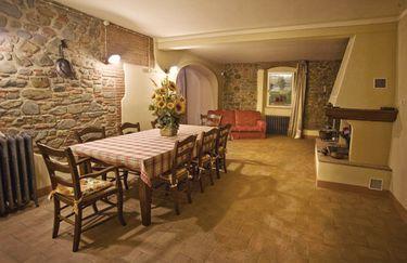 La Casa Medioevale - sala