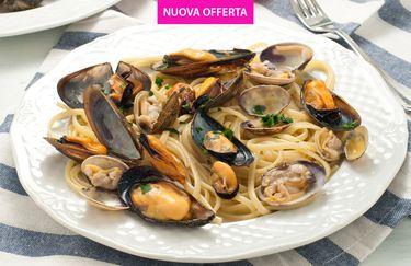 Osteria Borgo Marina - Tagliolini al Pesce