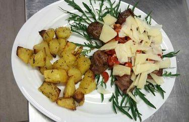 Osteria Pontenono - Carne Patate