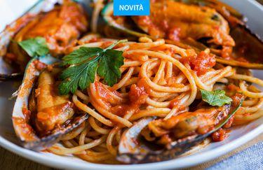 Trattoria Pizzeria 70 - Spaghettoni allo Scoglio