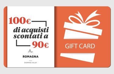 Romagna Shopping Valley - Gift Card