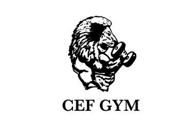 Cef Gym - Logo