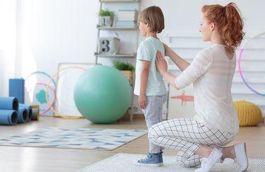 Centro Motus - posturale bambini