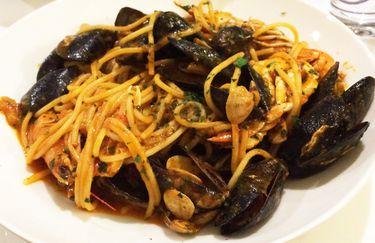 La Veranda da Matteo - Spaghetti allo Scoglio