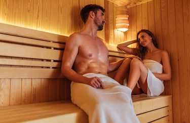 Hotel Commodore - Sauna