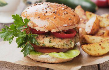 Natural Bistrot - hamburger vegan