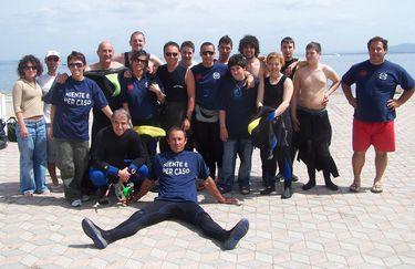 Sottacqua Diving School - Staff