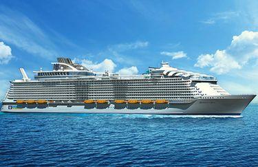 Harmony of The Seas - La Nave più Grande del Mondo