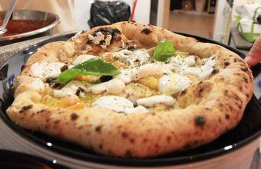 Pizzeria Margheri - Pizza Sophia Loren