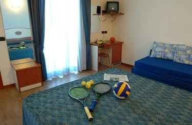 Hotel New Bristol & Domus Mea*** - Camera
