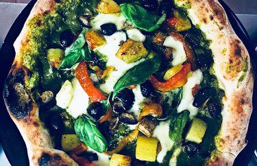Pizzeria Margheri - Pizza dall'Orto