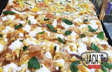 Jack's Pizza - Teglia Pizza