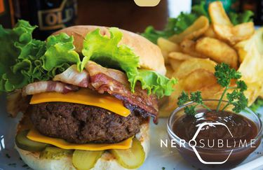nero sublime - hamburger