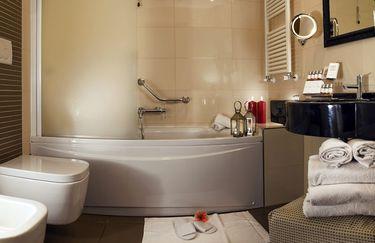 Hotel Cardinal St Peter**** - Bagno