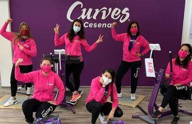 Curves Cesena - Staff