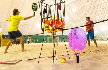 Bizantina Tennis School - Beach Tennis