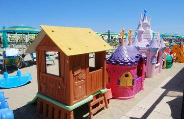Hotel Jole - Giochi in spiaggia