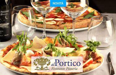 Ristorante Pizzeria al Portico - Menu