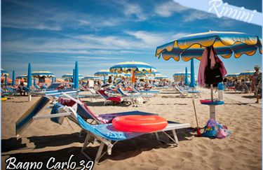 Offerta 3 Lettini Giornalieri Al Bagno Carlo 39 A Rimini