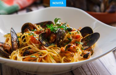 Ristorante Ippocampo - Spaghetti con Cozze