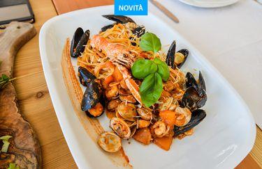 Ristorante Monticino Serra - Spaghetti allo Scoglio