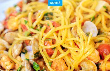 Ristorante Villa dei Pini - Spaghetti alla Chitarra