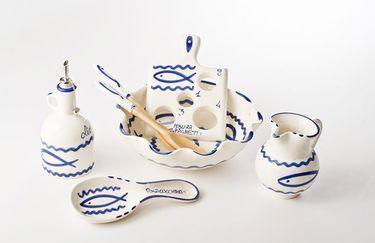 Crescentini Idee in Ceramica - Ceramica