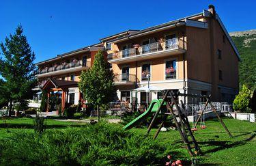 Alba Sporting Hotel - Struttura