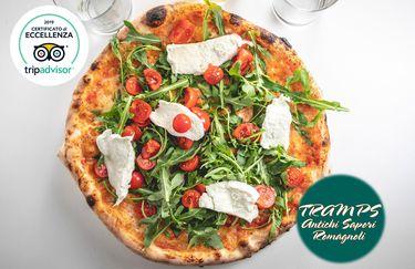 Ristorante Pizzeria Tramps - Pizza