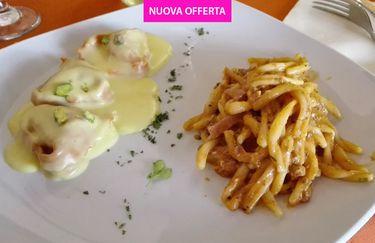 La Tavernetta Paolo e Francesca - Bis di Primi