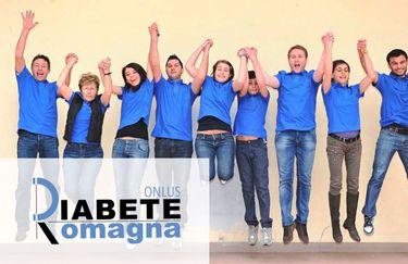 Diabete Romagna - Logo
