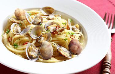 Bagno Vela - Spaghetto Vongole