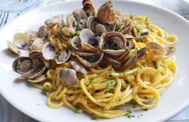 I Puret Osteria del Mare - Spaghetti alle vongole