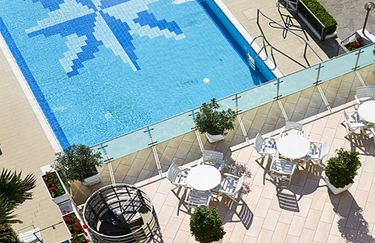 Hotel Torino - Vista Piscina