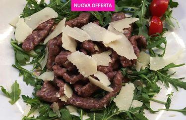 La Tavernetta Paolo e Francesca - Straccetti di manzo