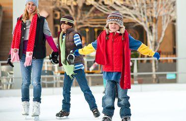 pista-pattinaggio-ghiaccio-famiglia