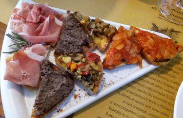 L'Osteria di Via Zannetti - Crostini