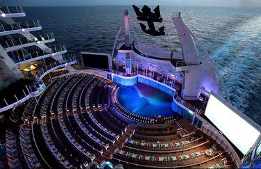 Harmony of The Seas -Teatro